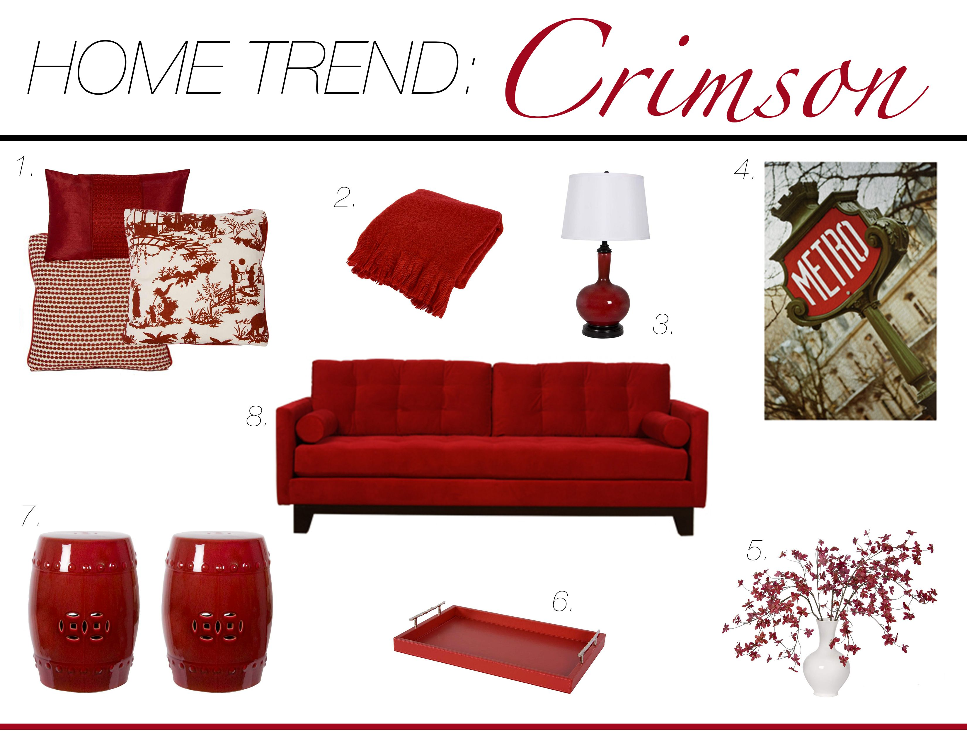 Charming Posts About Red Home Decor Written By Mountainhomedecor