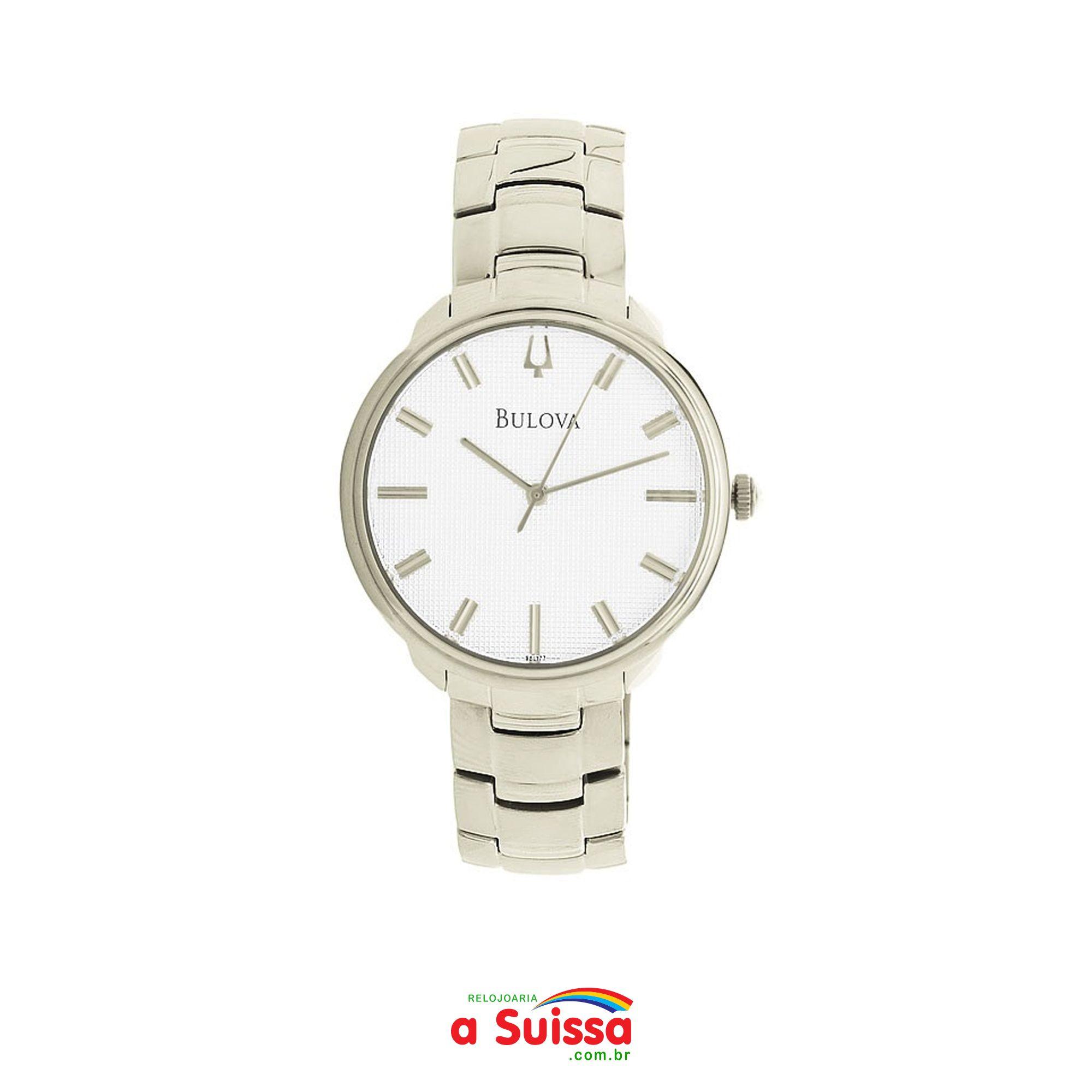 """O relógio masculino é um item capaz de transmitir bastante a personalidade de quem usa. Se no seu dia-a-dia você usa roupas mais sociais como o clássico """"terno e grava"""", procure compor seu visual com relógios que tenham cores mais sóbrias ou com pulseiras metálicas. O clássico nunca sai de moda quando se trata de roupas mais sociais. Encontre seus relógios na Relojoaria A Suissa: http://goo.gl/fMd96x"""