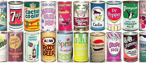history 103: evolution of soft drink cans | Packaging ...