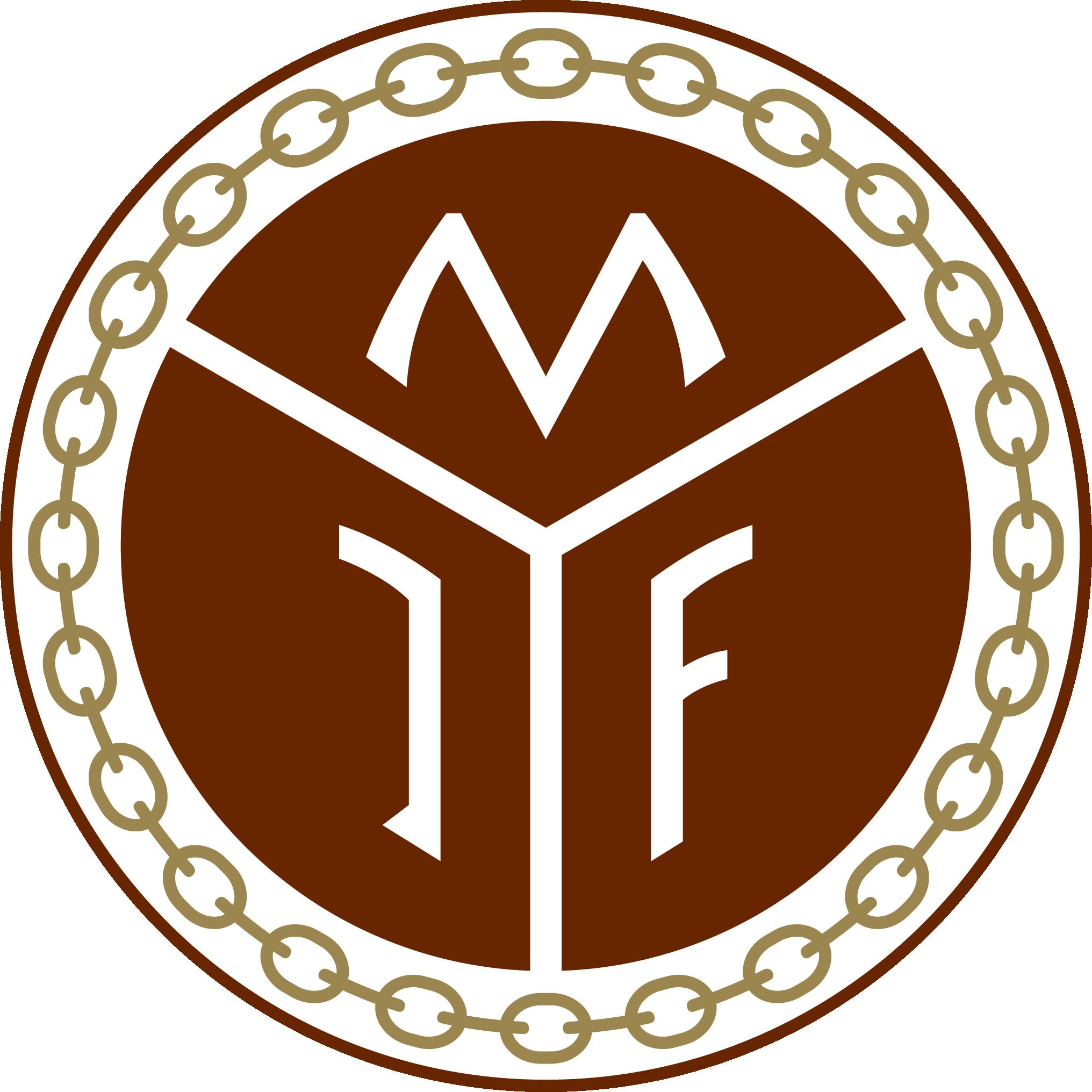 Mjondalen IF Football logo, Historical logo, Logos