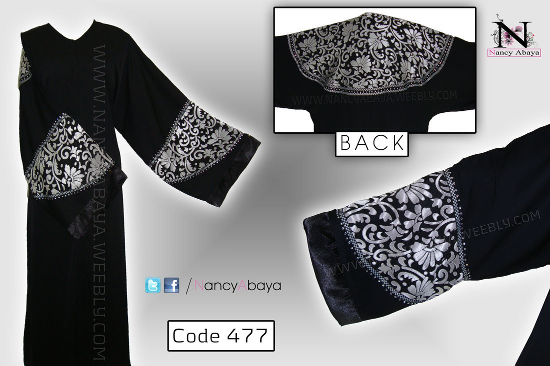 Lace umbrella abaya  Code   Email nancyabayalive  whatsapp