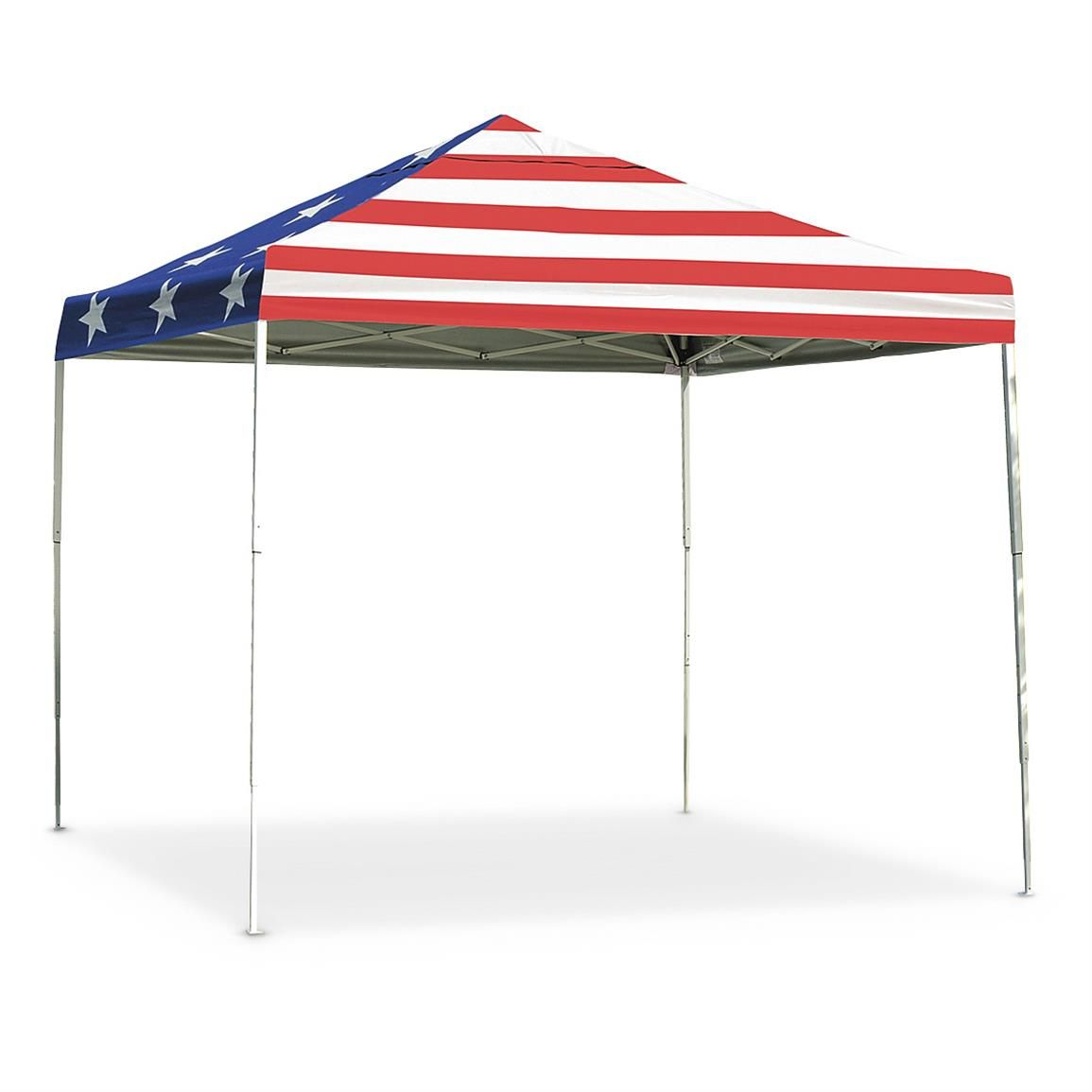 ShelterLogic American Pride Pop-Up Canopy 12u0027 x 12u0027  sc 1 st  Pinterest & ShelterLogic American Pride Pop-Up Canopy 12u0027 x 12u0027 | Products ...