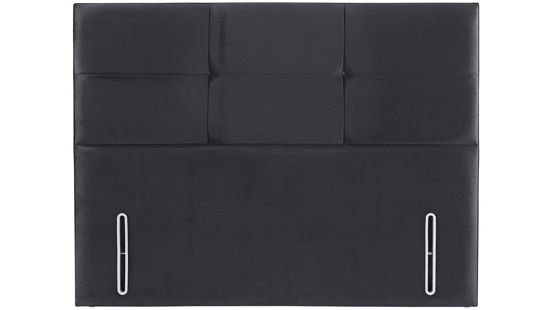 Tete De Lit 160 Cm Aurore Coloris Noir En 2020 Tete De Lit Lit 140 Lit 160