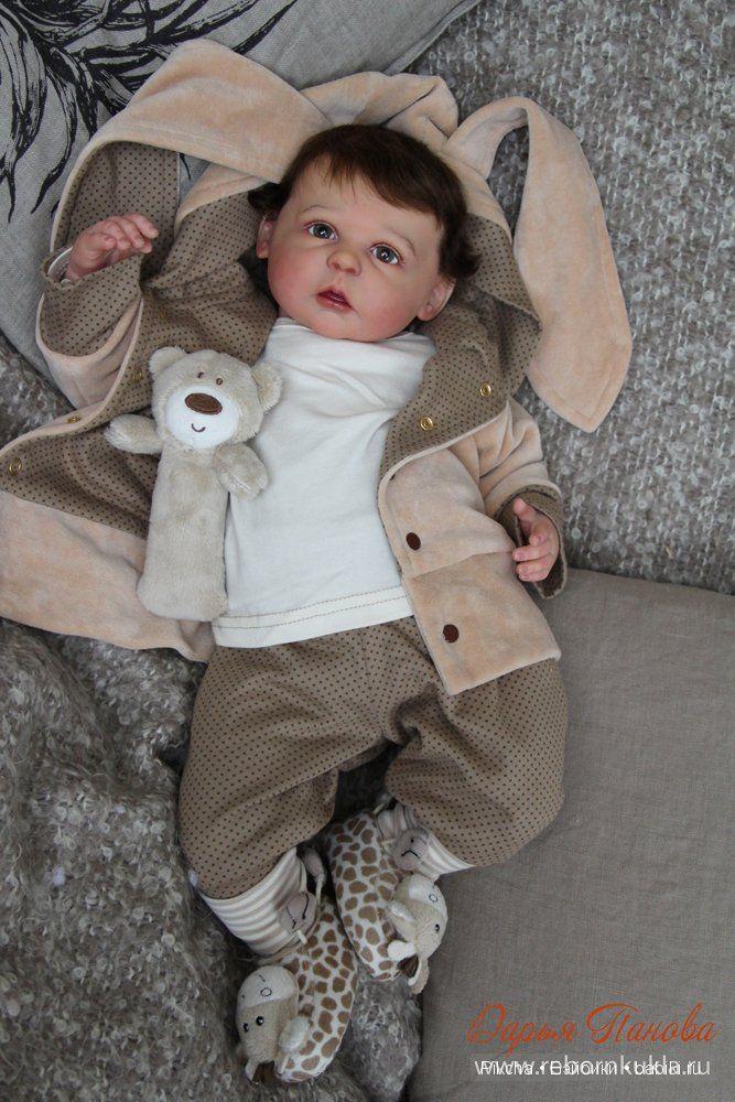 Ребятёнок-реборнёнок или просто хороший мальчик. Малыш реборн Даши Пановой / Куклы Реборн Беби - фото, изготовление своими руками. Reborn Baby doll - оцените мастерство / Бэйбики. Куклы фото. Одежда для кукол