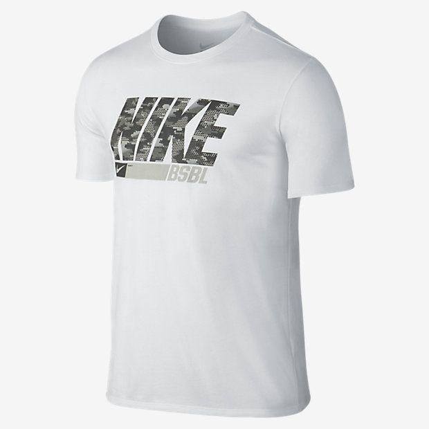 Nike BSBL Futura 1.5 Weiß  TShirt