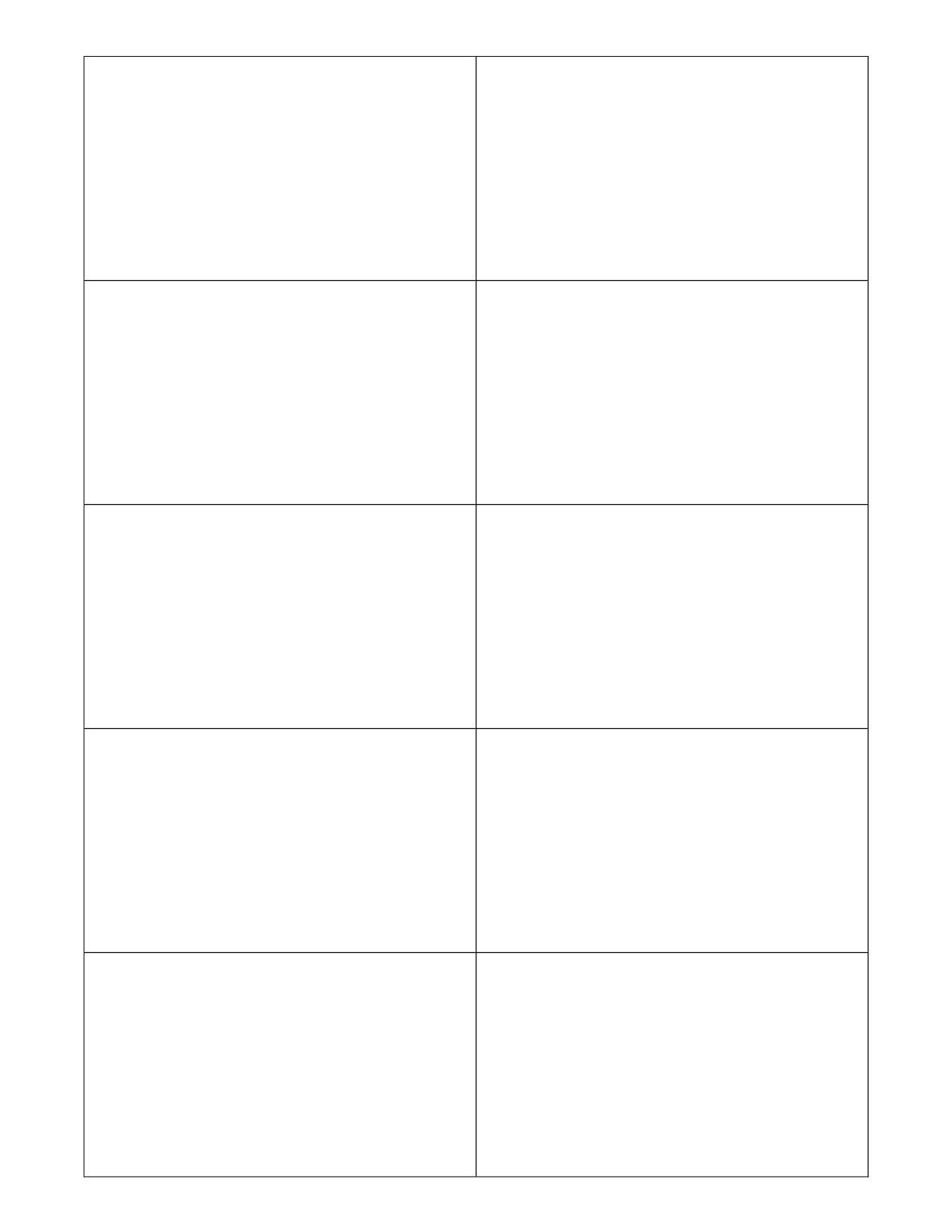 blank card template - solarfm.tk