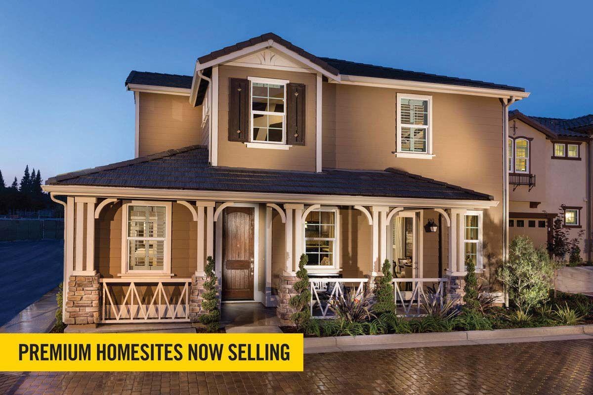 Model homes in bay area
