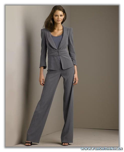 Best Corporate Looks for Women | Corporate Dressing for Women ...
