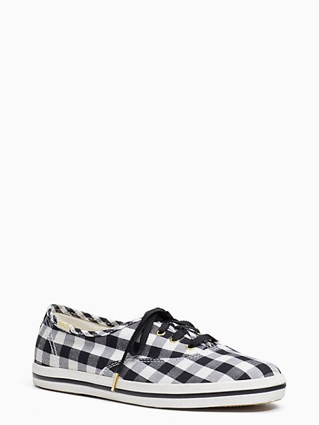 acc243d4aac1 Keds X Kate Spade New York Gingham Champion Sneakers