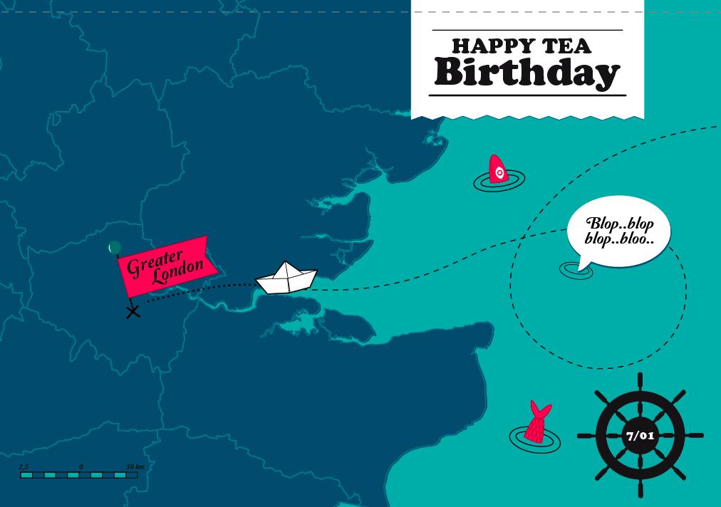 Mapa London%0A Birthdays