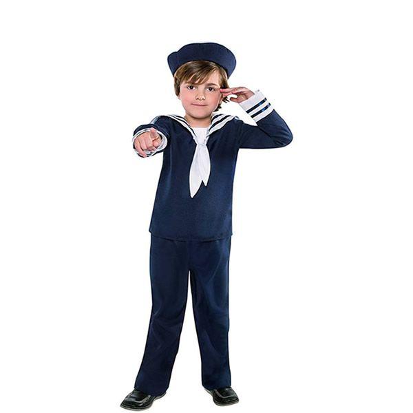 El disfraz de marinero azul niño aeb72123b18