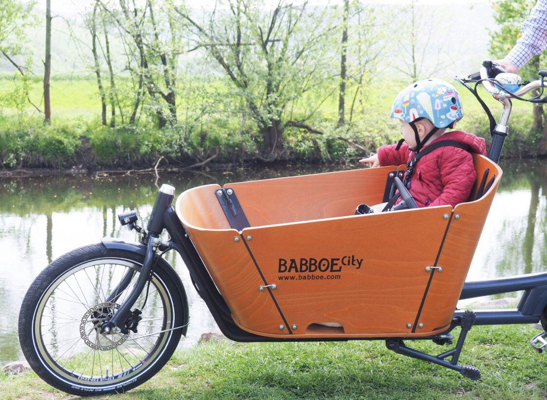 Familienausfluge Mit Dem Lastenfahrrad Fahrrad Lastenfahrrad