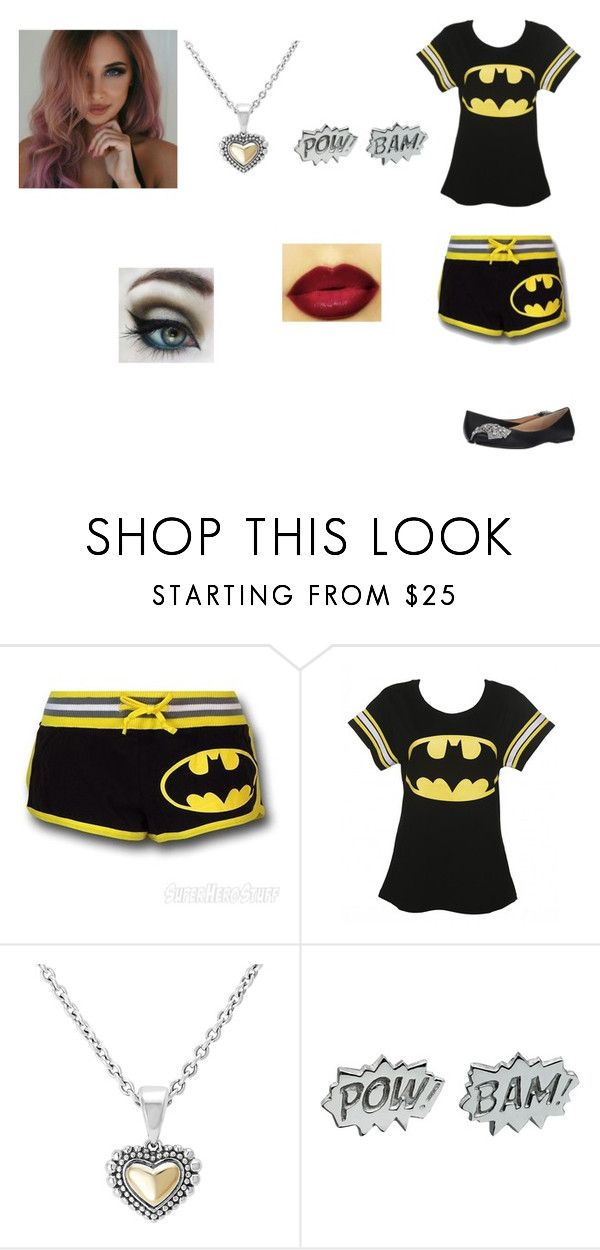 """""""Untitled #665"""" by septicplier-mangle ❤ liked on Polyvore featuring Lagos, Edge Only and Betsey Johnson"""