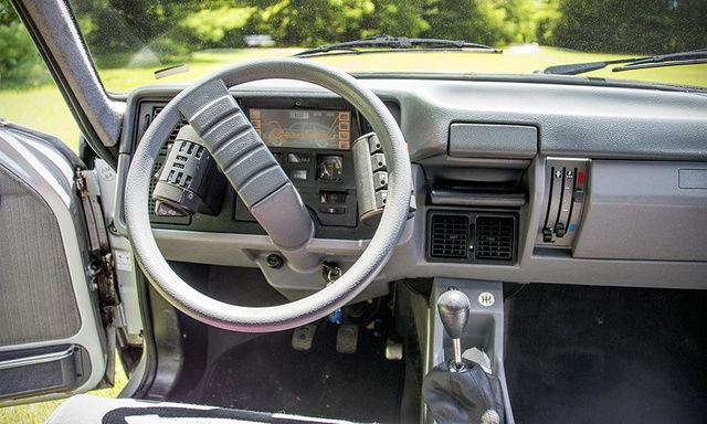 Citroën GSA (1980s)