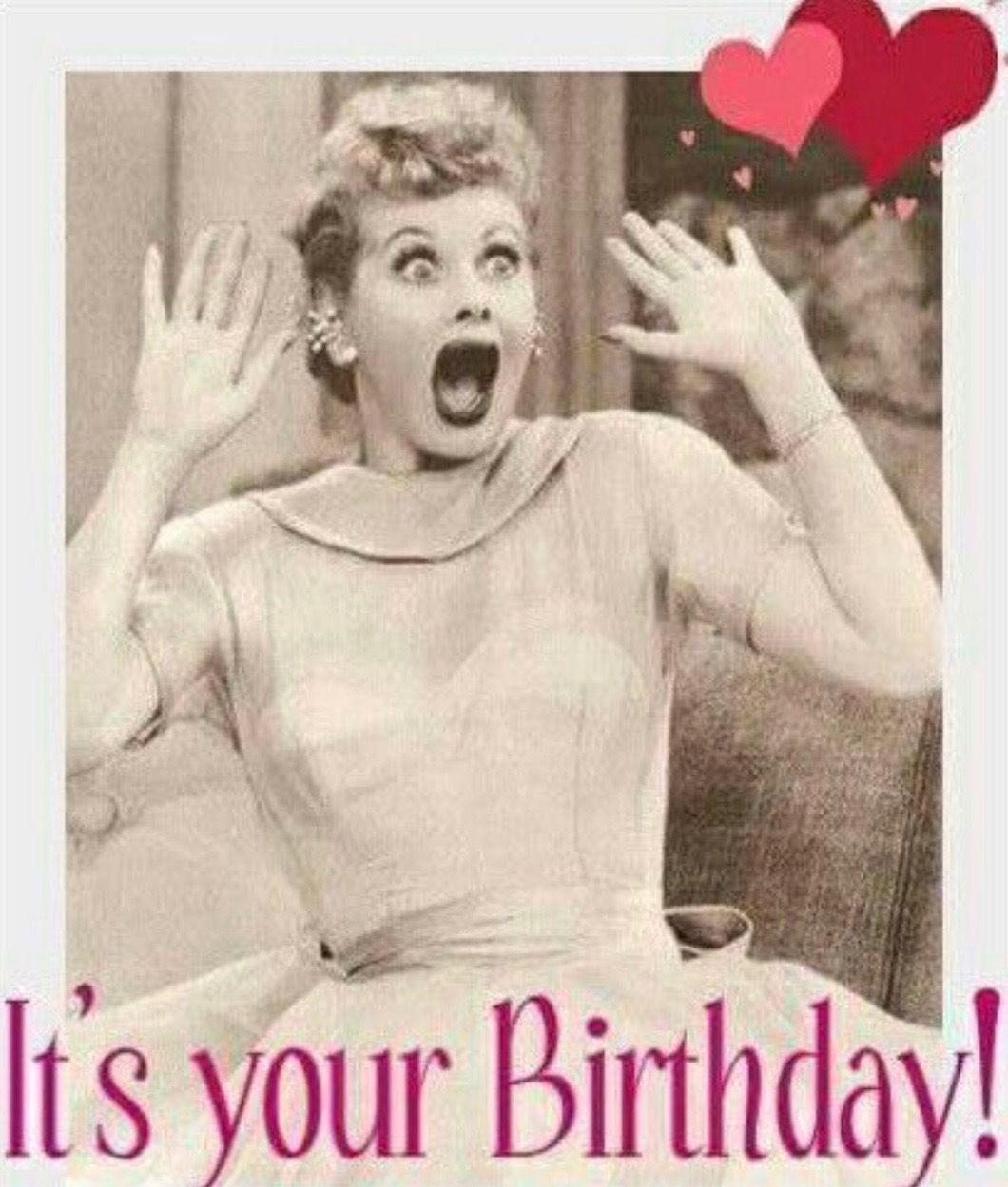 Pin by Peg Fournier on I ️️ Lucy ! Happy birthday cousin
