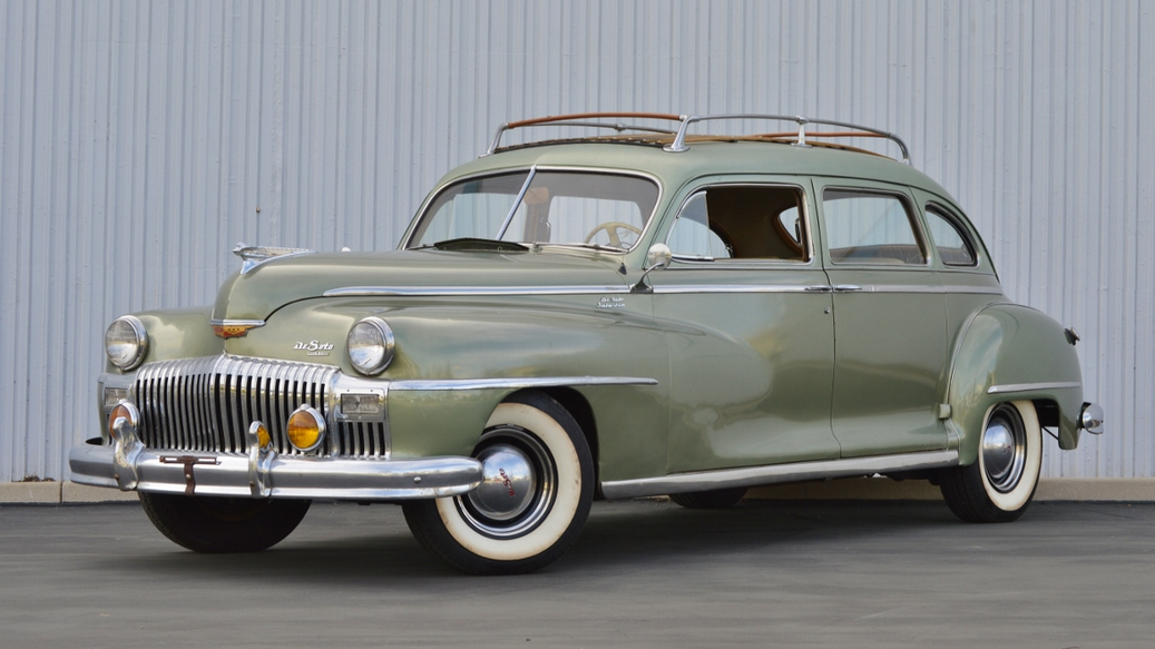 1948 DeSoto Suburban | Classic cars, motorcycles, trucks and busses ...