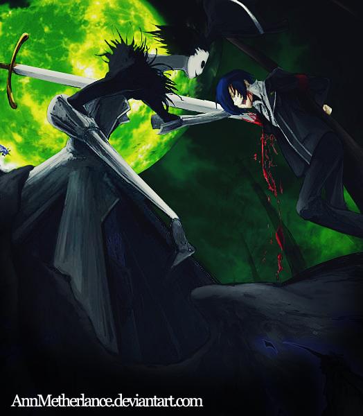 XD Sailor Moon Pose Videogame Shin Megami Tensei