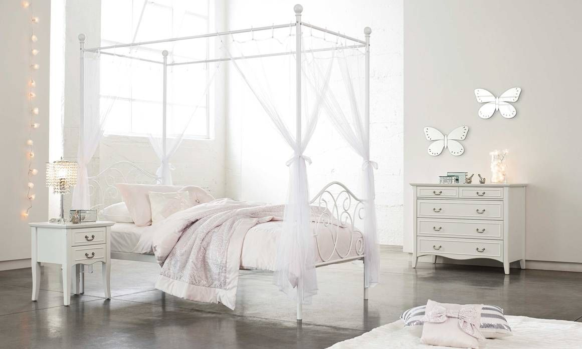 Ballet bedroom furniture by insato from harvey norman new zealand love the drawers kids - Harvey norman bedroom sets ...