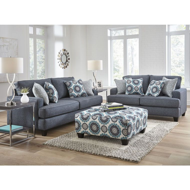 3 Piece Carmela Living Room Collection