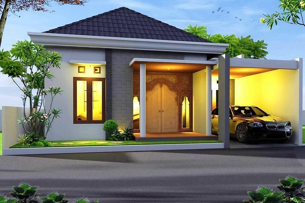 Desain Rumah Dan Toko Minimalis 1 Lantai Situs Properti Indonesia Cute766