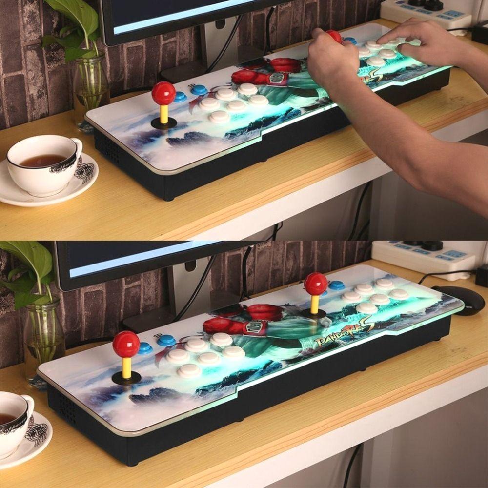 Arcade Joystick Gamepad Kit 800 Games In 1 Video TV Jamma