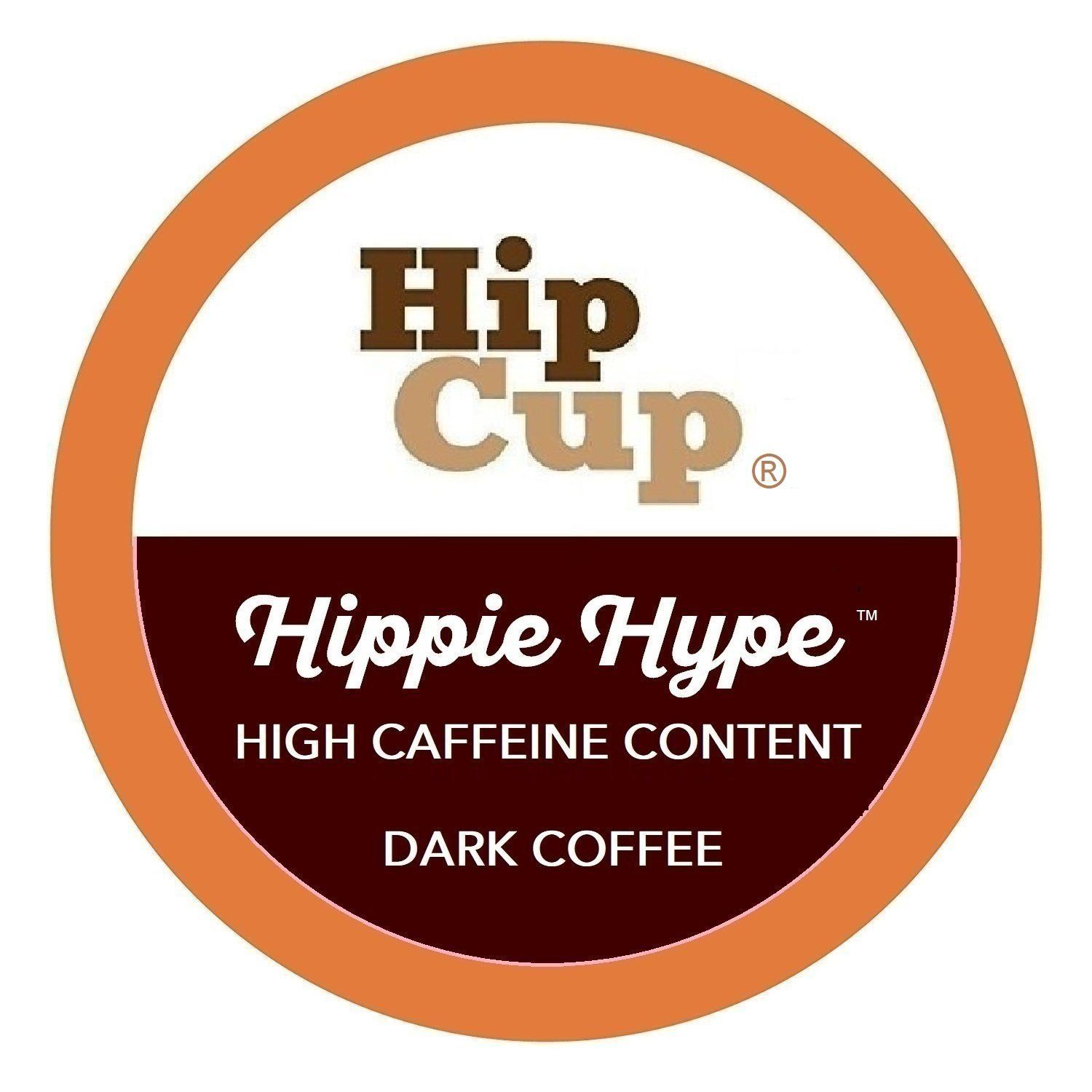 Hipcup Keurig 2 0 K Cups Coffee High Caffeine Extra Strong