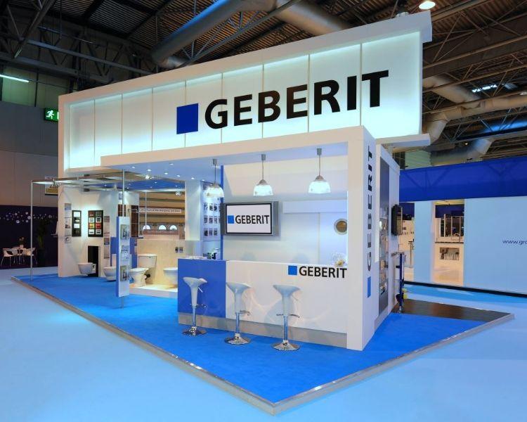 Exhibition Stand Design Birmingham : Geberit kbb birmingham exhibition pinterest