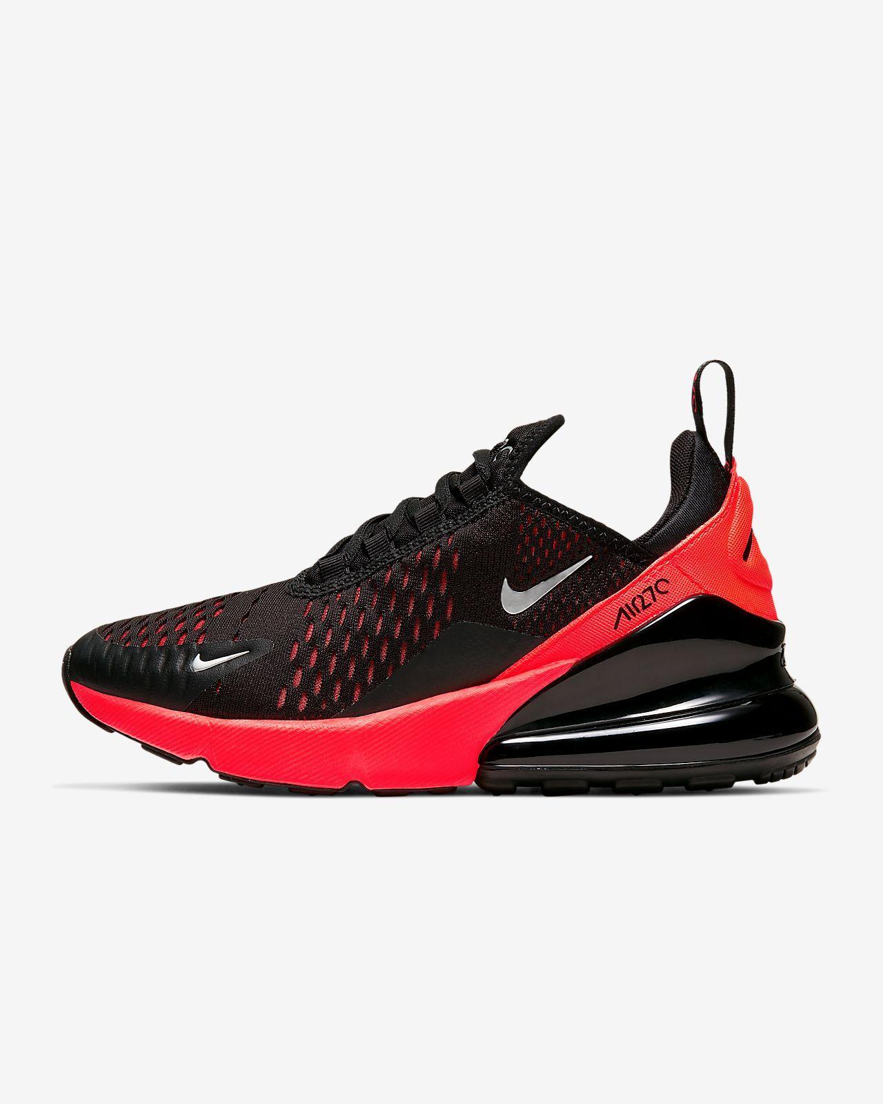Nike Air Max 270 Big Kids' Shoe. Nike