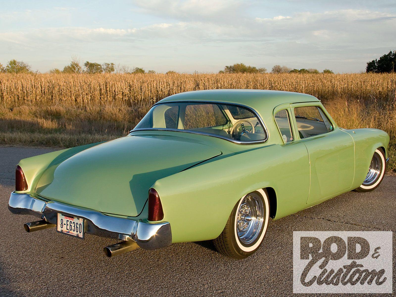 '53 Studebaker