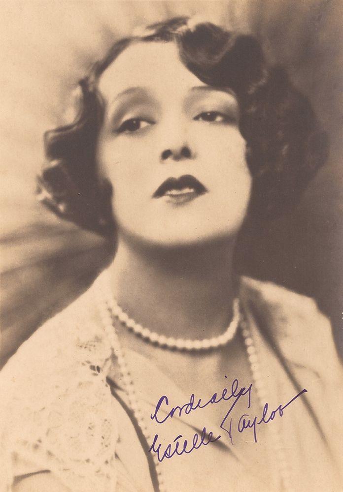 Estelle Taylor (1894-1958)
