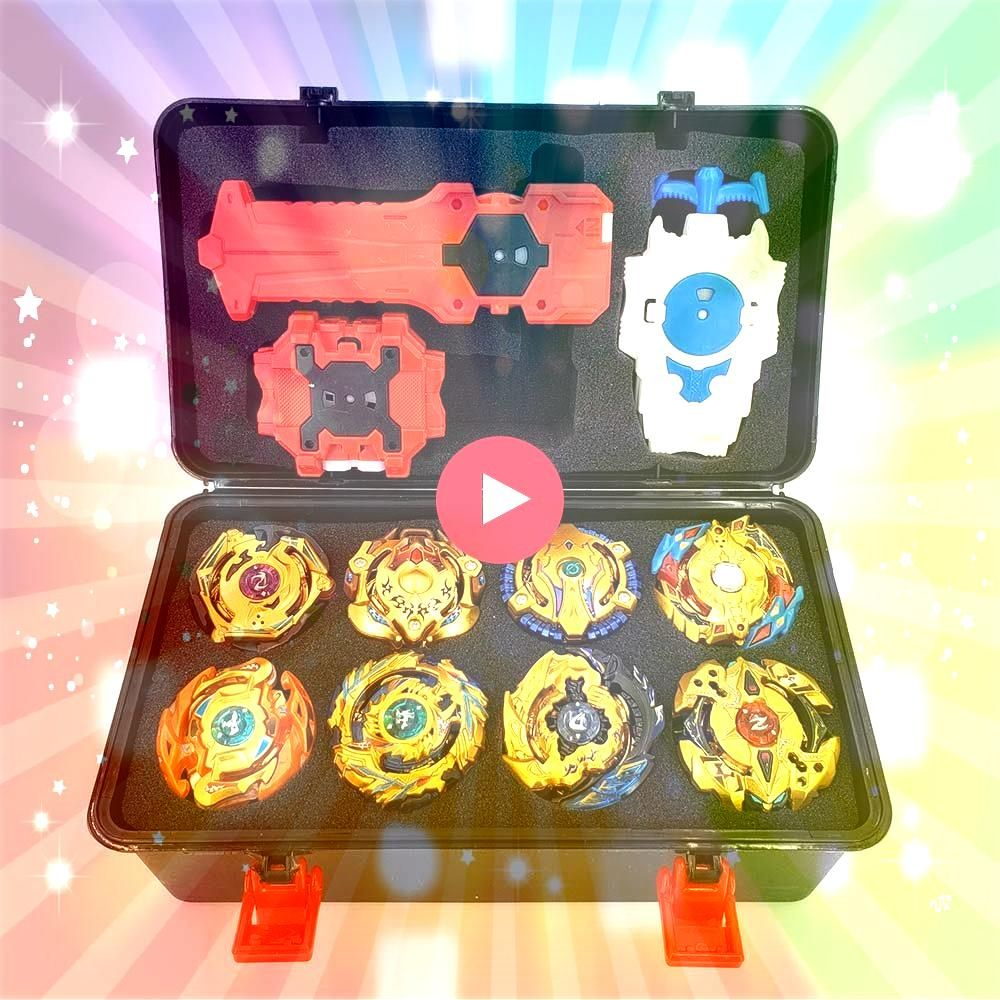 Beyblade Burst Set Toys Beyblades Arena Bayblade Metal Fusion Fighting Gyro With Launcher Spinning Top Bey Blade Blade ToysTops Beyblade Burst Set Toys Beyblades Arena Ba...