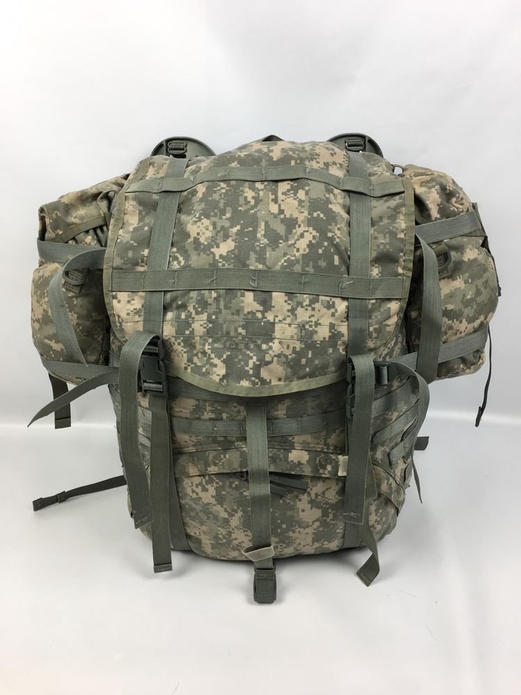 without frame Military Large Field Rucksack Digital Camo Pattern U.S