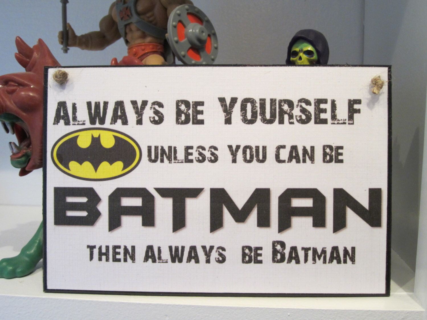 Large Craft Sign - Funny Phrases and Sayings - Always Be Yourself ...
