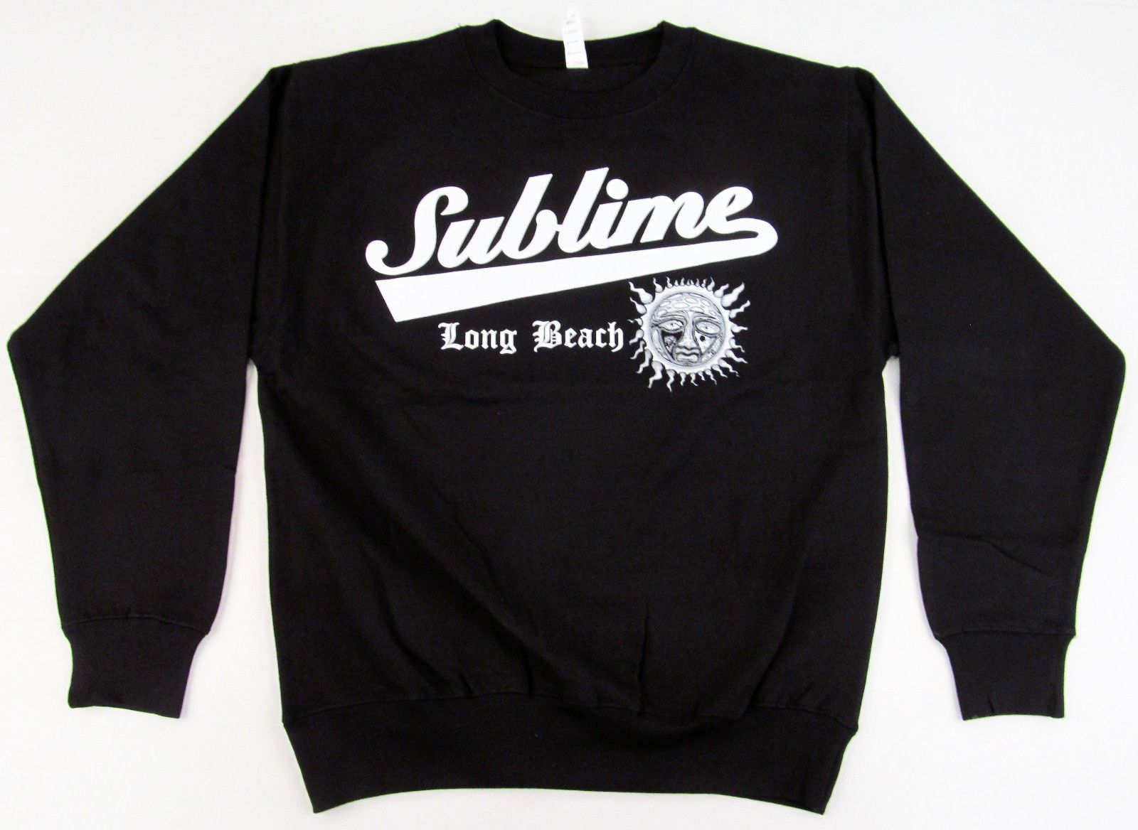SUBLIME JUNIORS T-shirt What I Got Tee LBC Ska Punk Long Beach Women White