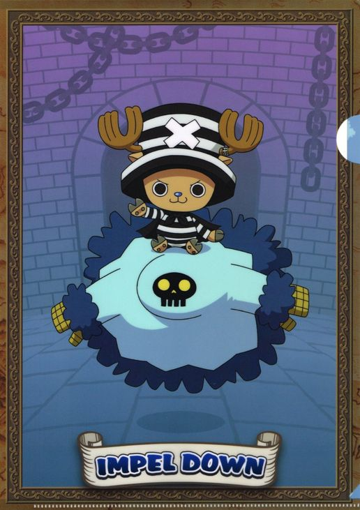 One Piece (Tony Tony Chopper)