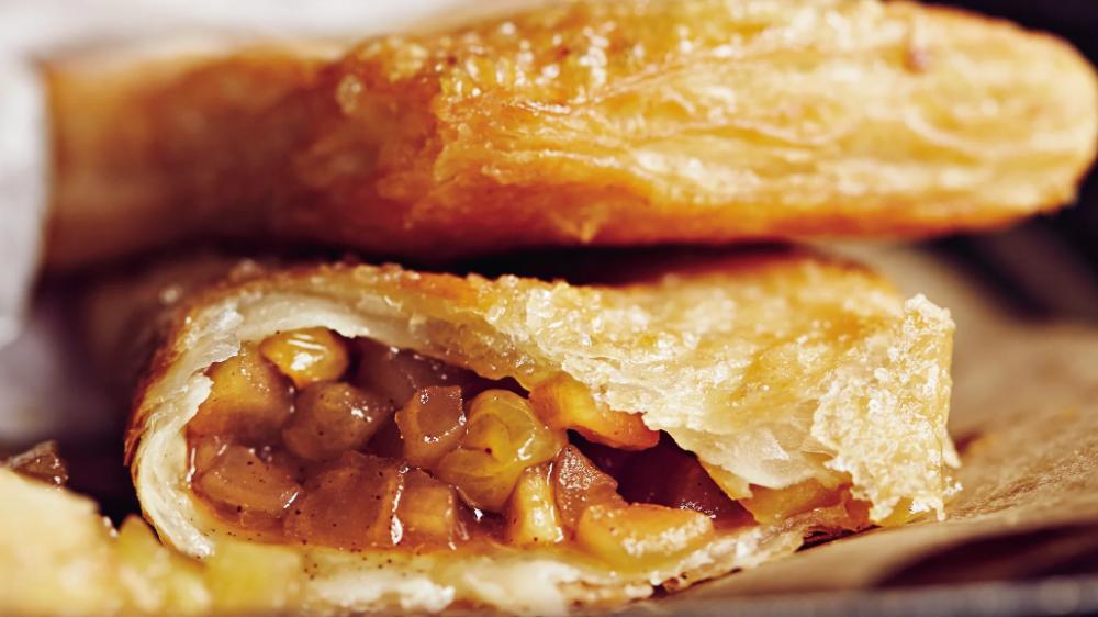 Dale Talde S Mickey D S Style Fried Apple Pies Recipe Fried Apples Fried Apple Pies Apple Pie