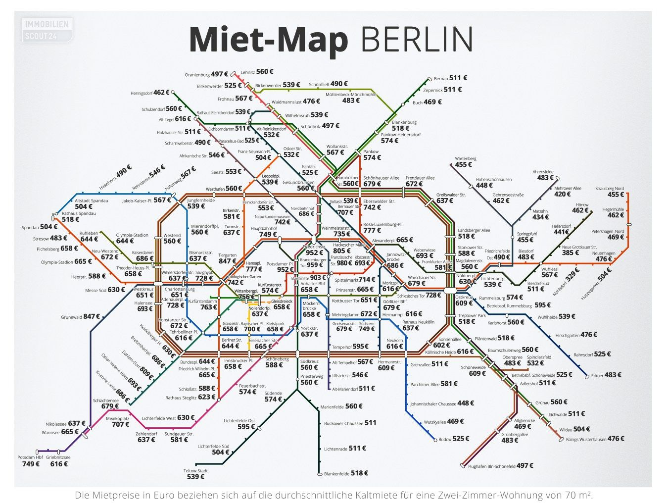Rent A Flat In Berlin How To Find The Perfect Nest Map Berlin