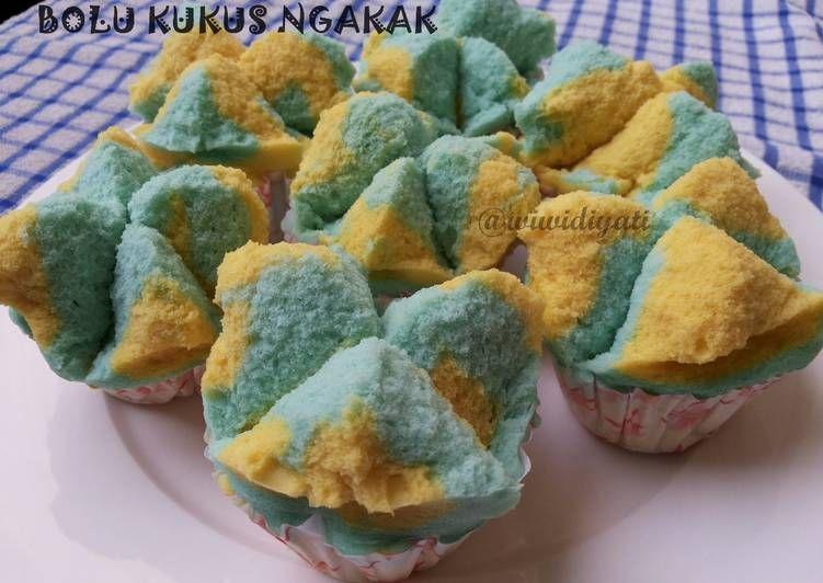 Resep Bolu Kukus Ngakak Tanpa Soda Oleh Wiwi Widiyati Resep Resep Resep Makanan Memasak