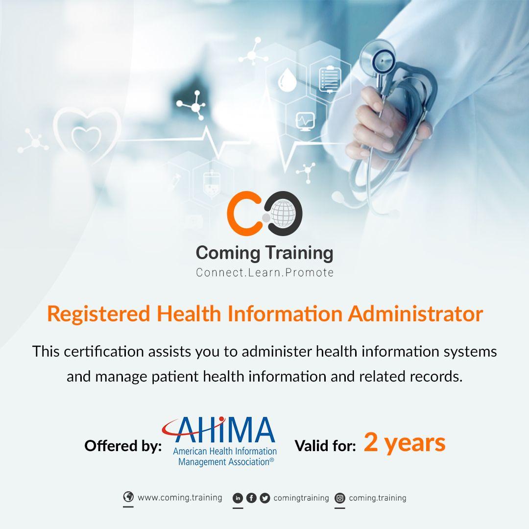 rhia certification coding ahima care