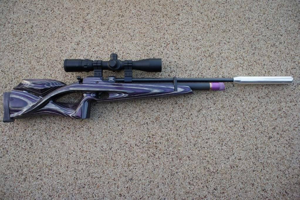 139 Best Pcp Air Rifles Images On Pinterest: Custom PCP Air Rifles