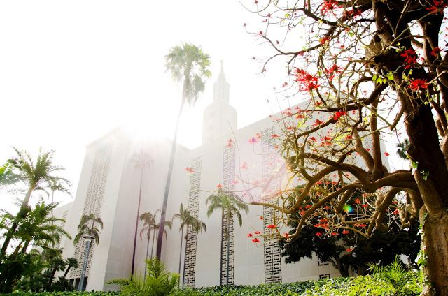 Los Angeles, California LDS Temple
