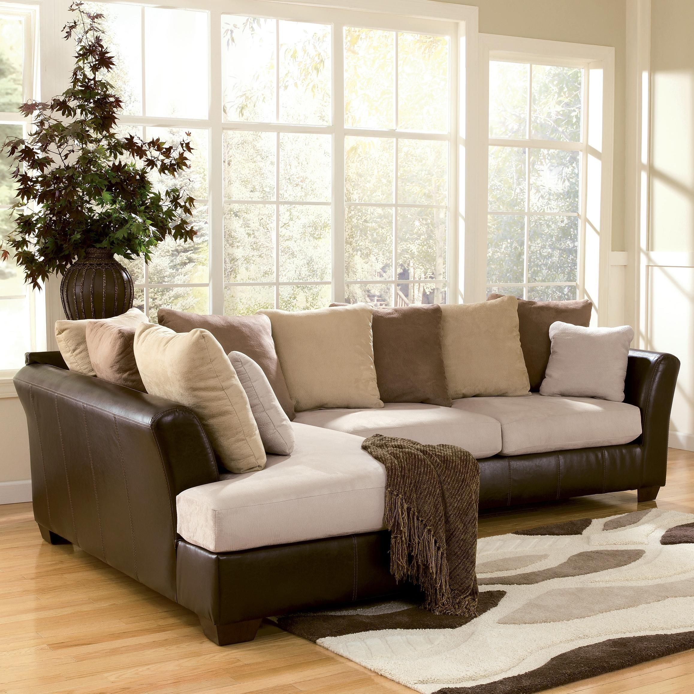 Logan Sectional with Chaise by Ashley Furniture