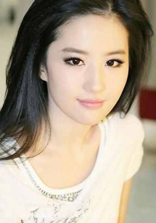 In prettiest china girl Top 10