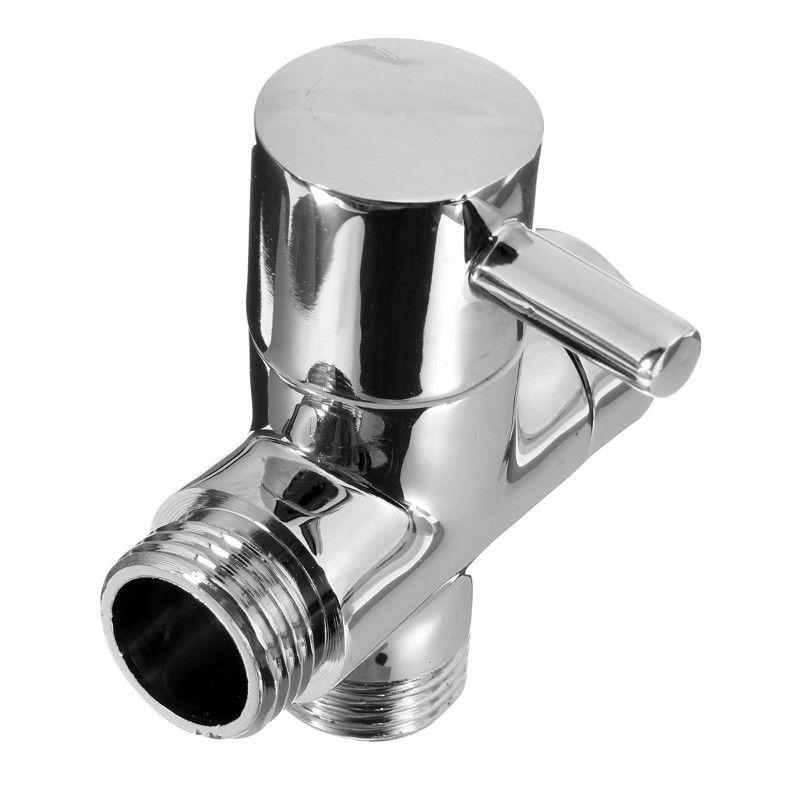 G1 2 Bathroom Angle Valve For Shower Head Water Separator Shower