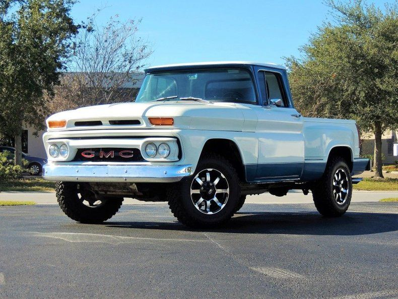 1961 Chevrolet 4x4 Restomod Pickup For Sale Allcollectorcars Com