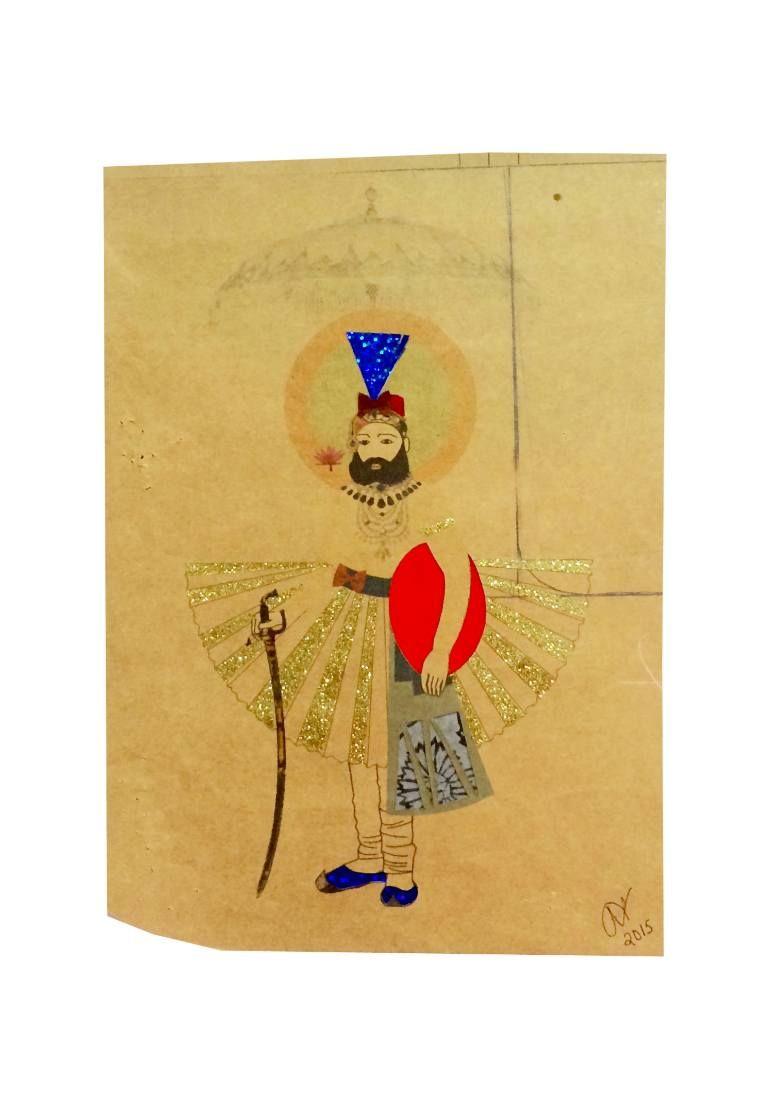 Mighty Maharaja, Hormazd Narielwalla