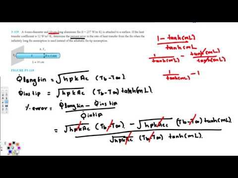 Heat Transfer Determine The Percent Error In The Rate Of Heat Transfer Heat Transfer Heat Transfer