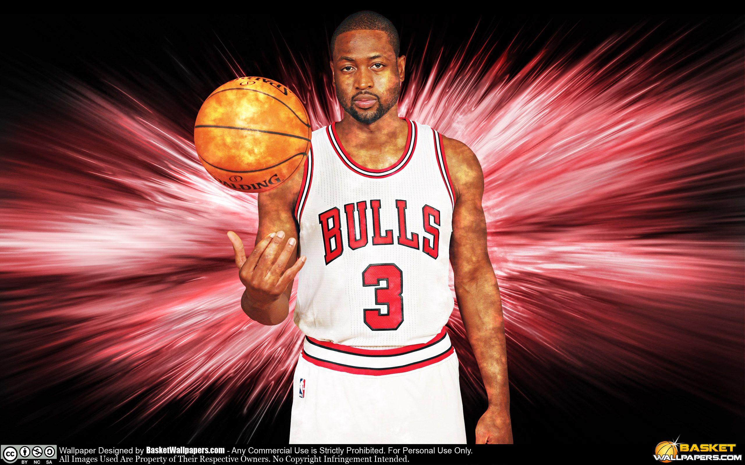 Miami Heat Wallpaper Chicago Bulls Wallpaper Bulls Wallpaper Dwyane Wade Wallpaper
