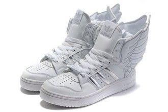 Decir a un lado lunes embarazada  zapatillas de deporte de las alas adidas Jeremy Scott blanco | Nike lebron  shoes, Lebron james shoes, Kevin durant basketball shoes