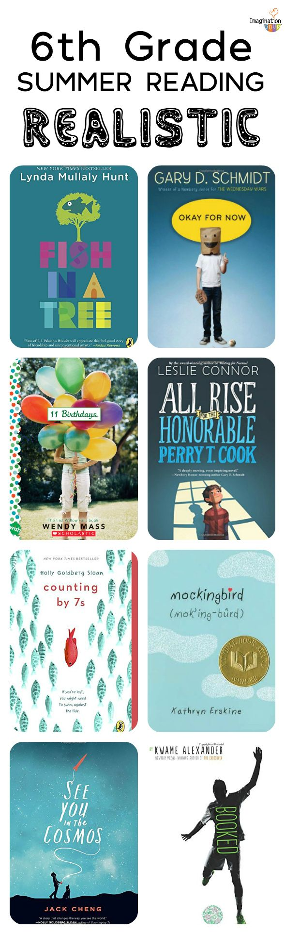 6th Grade Summer Reading List Ages 11 12 Books Worth Reading